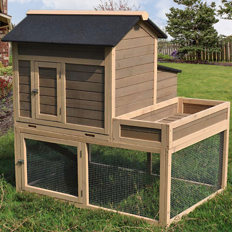 Large walk in wooden chicken coops for sale