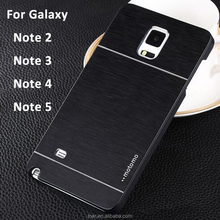Back cover for samsung galaxy note 2 3 4 5 edge motomo hard case