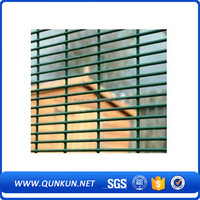 2x2 galvanized welded wire mesh concrete fence panel for sale for sale anping china qunkun