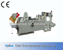 Bottom Food Pack Paper Bag Making Machine