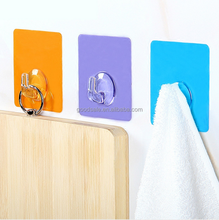 Newest Magic Traceless Adhesive Removable Plastic Wall Hook