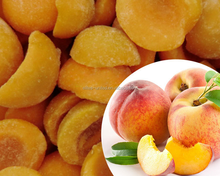1 class iqf frozen fresh yellow peach in 2017