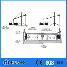 Hot sale low clearance suspended platform hoist