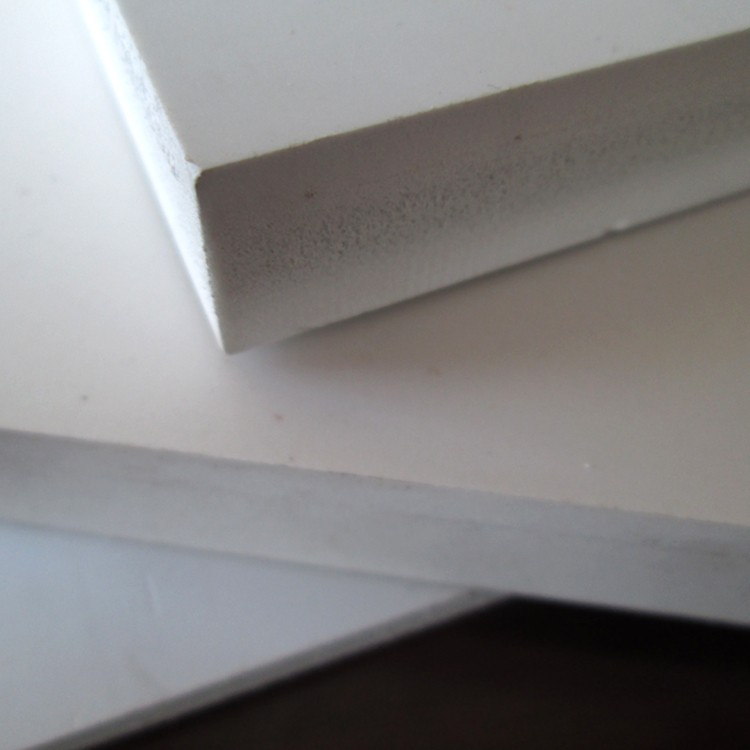 Waterproof 1.8-25mm PVC foam board /white pvc forex sheet/WPC foam board for kitchen cabinet bathroom