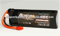 Ultra efficency lithium -polymer battery for agriculture transport unmanned aircraft