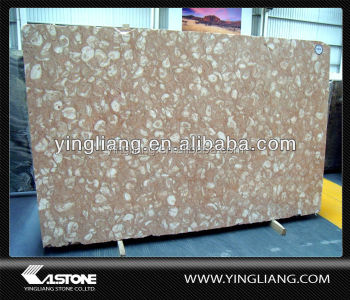 chinese pink pool marble slab