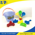 Colorful funny wholesale educational beach magic sand excavator filled toy