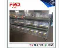 FRD-NEW! Galvanized H Type Broiler Chicken Cage/Chick Chicken Cage for big Farm