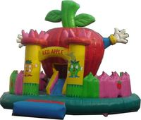 Kids Inflatable Castle Obstacle Course Inflatable Maze