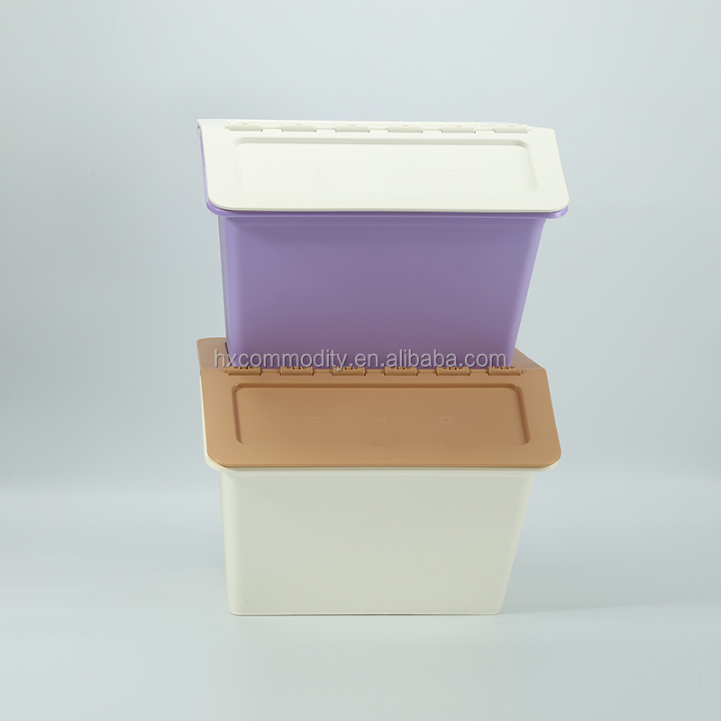 Fashion Storage Containers with Flexible Lid