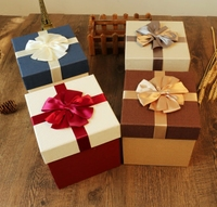 gift box paper with gift packing