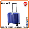 Fashion trolley travel bag laptop trolley bag with universal wheels 2016 BUBULE new style