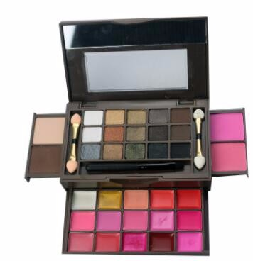 LX2818 Wholesale Custom Logo 34 Colors makeup eyeshadow
