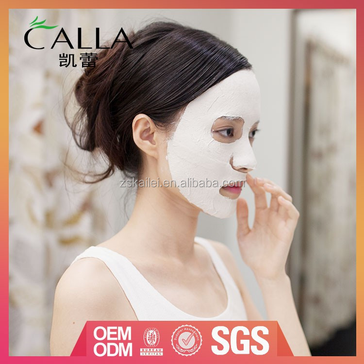 2016 new products cleaning clay masks