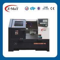 CK300-D Siemens 808D controller rexroth linear guideway china turning cnc lathe with Y axis