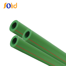 Price List Size Plastic Pipe PPR Pipe For Hot And Cold Water Supply