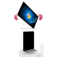 47 Inch Shopping Mall LCD Advertising Display Stand