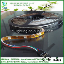 High quality battery powered mini led strip light