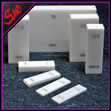 High hardness 95% al2o3 alumina ceramic block