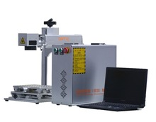 New Design High Frequency Best Price Mini Fiber Laser Marking Machine From OPTIC