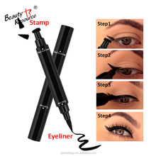 Waterproof Make Up Beauty Comestics Vamp Winged Eyeliner Stamp