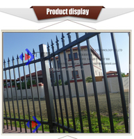 Cast Iron Spearhead Fence Panel Designs