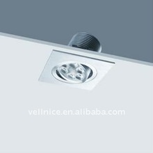 Commercial LED down lighting high power 6 watt