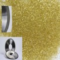 Yellow Synthetic diamond powder