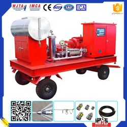 Professional and Good Quality Cleaning Equipment 90-500Kw Car Engine Cleaning Machine