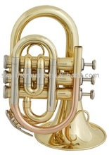 SPT02 Pocket trumpet