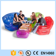 Economic Pvc Inflatable Sofa,Inflatable Furniture, leisure furniture