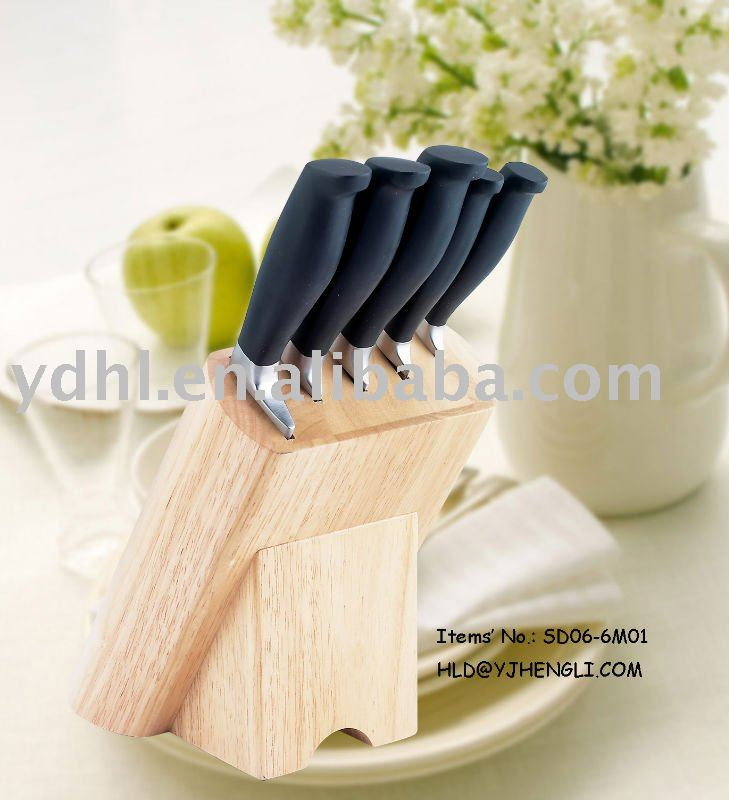 laser kitchen knives
