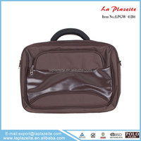 Factory cheap laptop backpack bags with trolley, new design dell laptop bag
