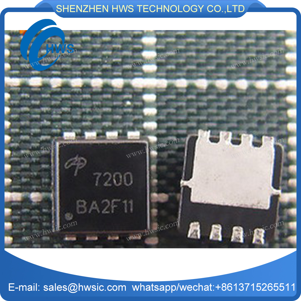 30V N-Channel MOSFET AON7200
