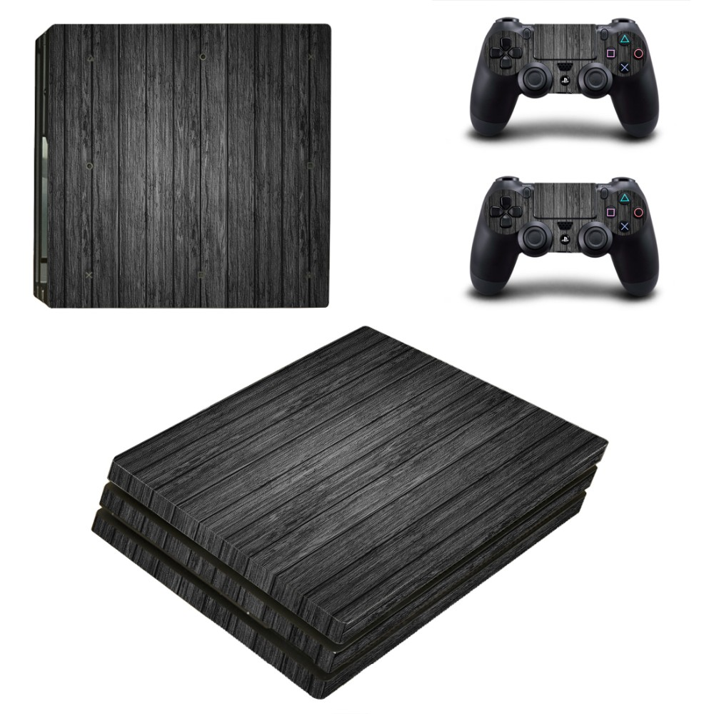 Factory Price Customized Design Protective Skin Cover For PS4 Pro Console