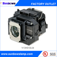 Sunbows ELPLP54 V13H010L54 Replacement Lamp with Housing for Epson Projectors