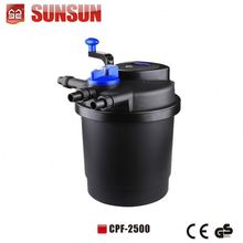 SUNSUN (CE GS) 10000L/h wholesale koi pond rotary drum filter CPF-10000