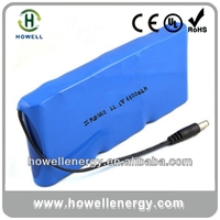 emergency light battery pack/emergency led bulb light with built-in battery/lithium battery for led light