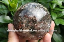 Natural Quartz Crystal Ball for Therapy and Healing/Beautiful Crystal Ball on sale