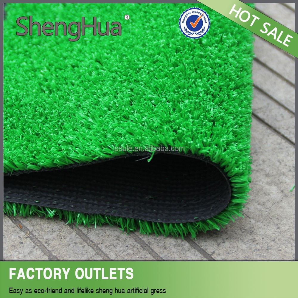 Play safe u shape synthetic artificial grass animal