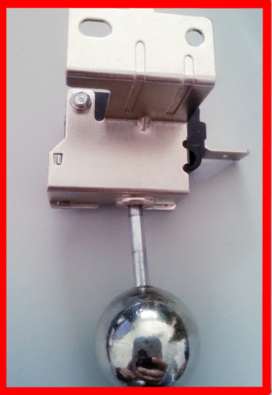 Safety tip over switch with CE/VDE dump switch tip-over protection switch