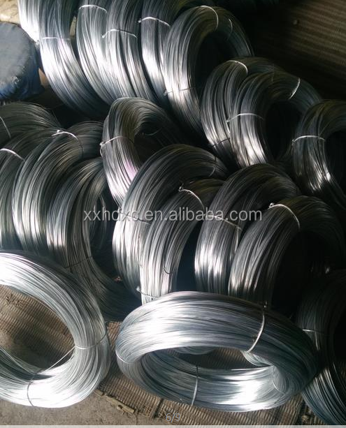 2.5mm single core wire/electro/hot dipped galvanized iron metal wire/annealed iron wire alibaba china supplier