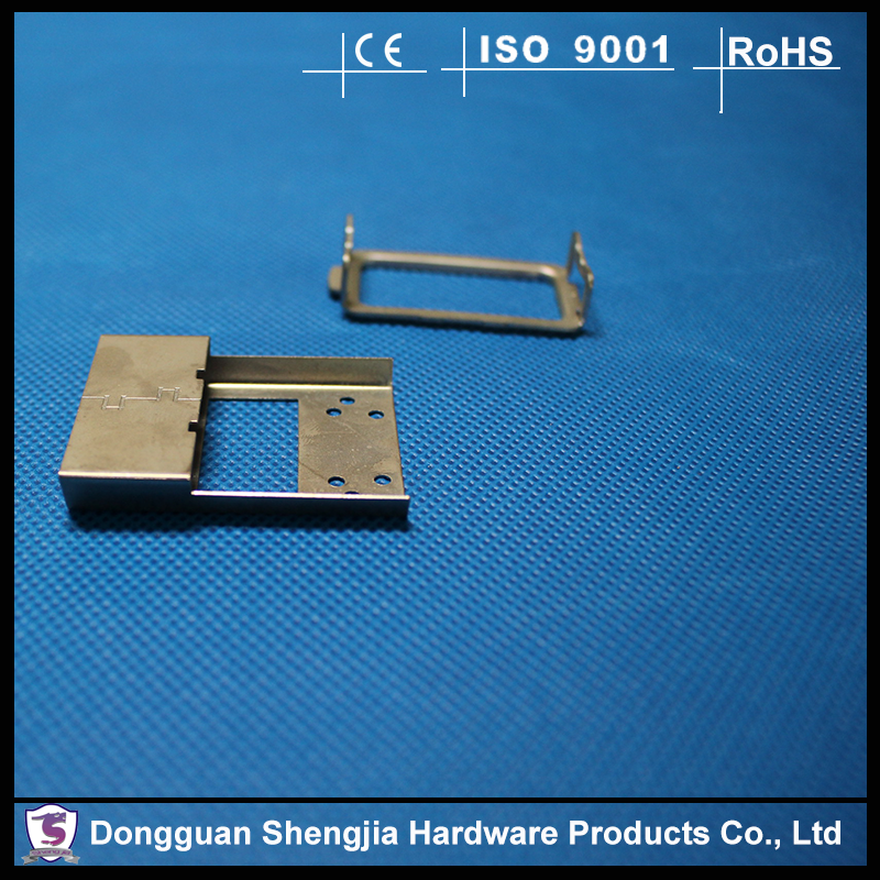 ISO9001:2008 firmed Flexible Aluminium Cable Clips Buckle Type