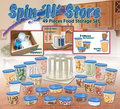 Smart Spin N Store 49 Piece Storage System Container