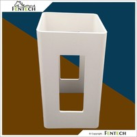 PVC Fence Profile Sample