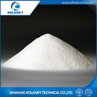 china manufacturer oil drilling chemicals 90% PAM polyacrylamide
