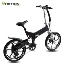 electric bike 350w exercise bike folding ecycle with chain
