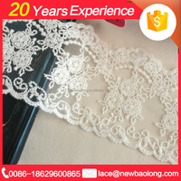 Most Popular China Manufacturer Pretty Design Tulle Lace Fabric African French Net