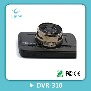 hotsale DVR-310 1080P Car DVR with gps tracker