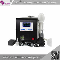 Q switched ND Yag laser for face black spot remover machine(CE approved)